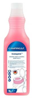 Campingaz Sanitärzusatz Instapink für Camping / Chemietoilette 1L