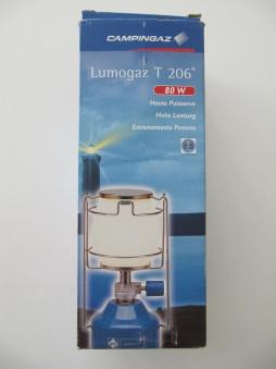 Campingaz Gaslaterne / Gaslampe Lumogaz T 206 80W Bild 1
