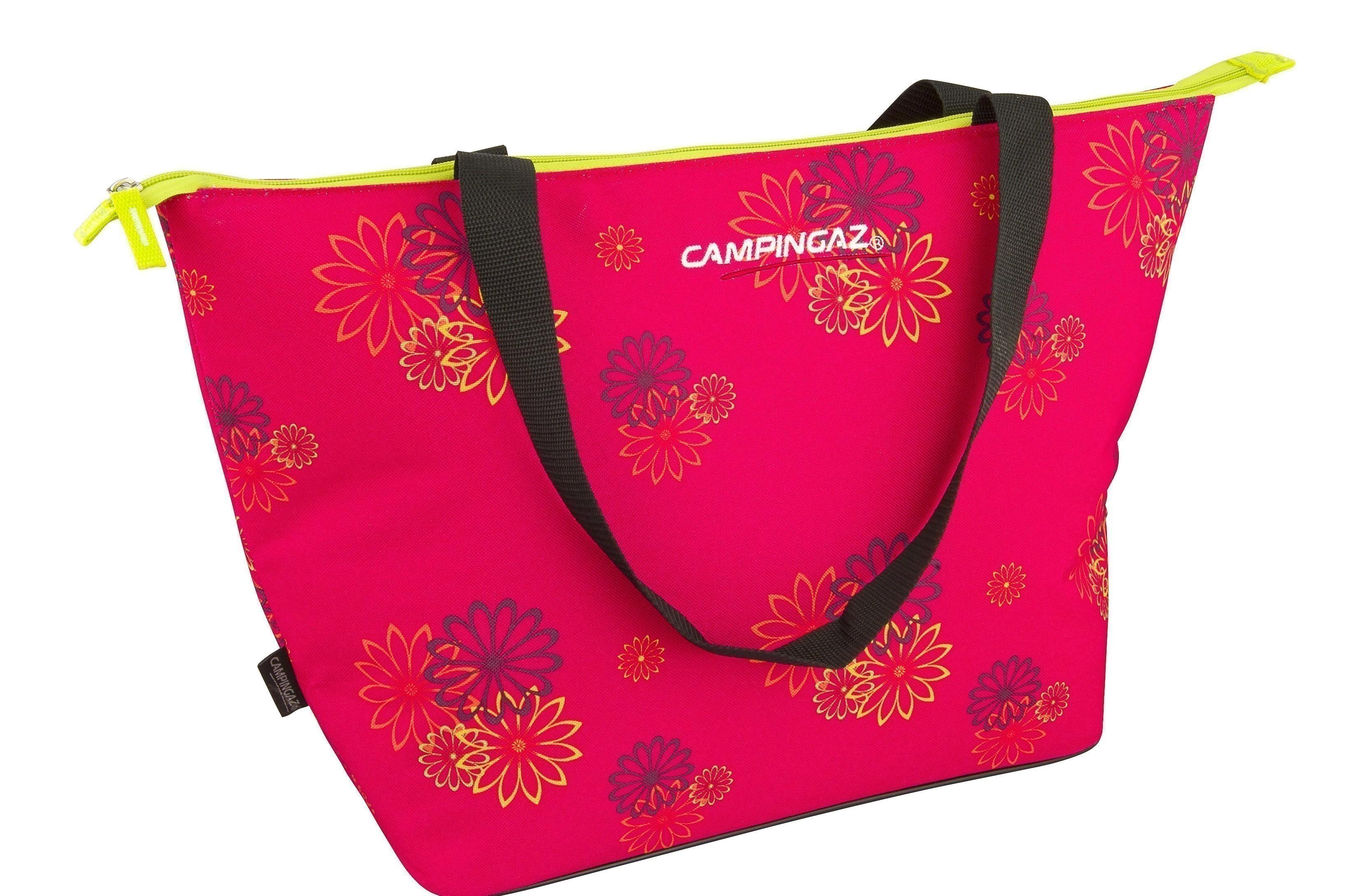 Zurbruggen Gartenmobel Prospekt : Campingaz Kühltasche Pink Daisy Shopping Cooler 15 Liter  bei