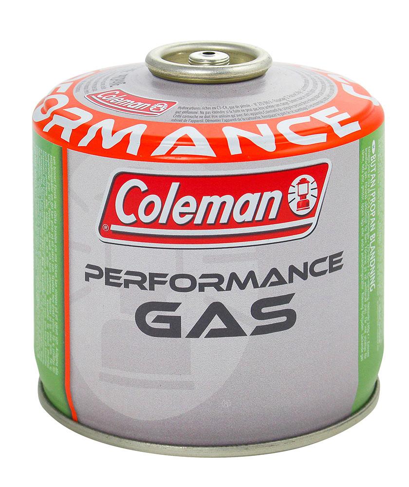 Coleman Schraubgaskartusche Ventilkartusche Performance Gas C300 240g Bild 1