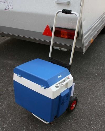 Eckla Campingboy Universal Transportwagen klappbar 42x45x102cm Bild 3
