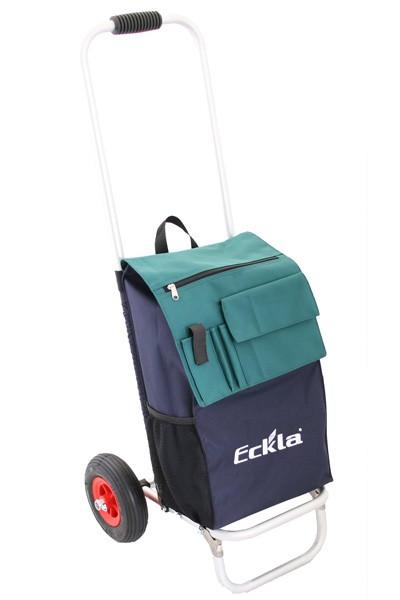 Eckla Einkaufstasche für Campingboy Bild 2
