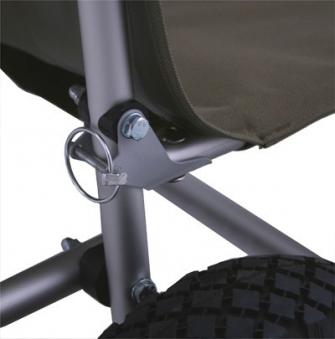 Eckla Multi Rolly Transportwagen klappbar luftbereift Bild 3
