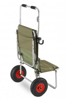 Eckla Multi Rolly Transportwagen klappbar luftbereift Bild 5
