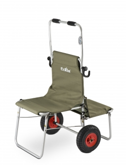 Eckla Multi Rolly Transportwagen klappbar luftbereift Bild 6