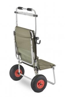 Eckla Multi Rolly Transportwagen mit Multileiste klappbar luftbereift Bild 5