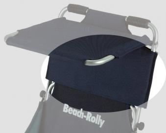Eckla Nacken- und Windschutz für Beach Rolly blau Bild 1