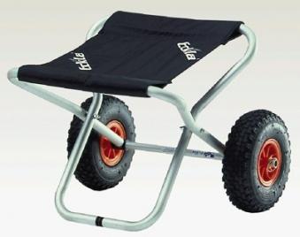 Eckla Surfrolly mit Sitz + Luftreifen Ø260 mm klappbar Bild 1
