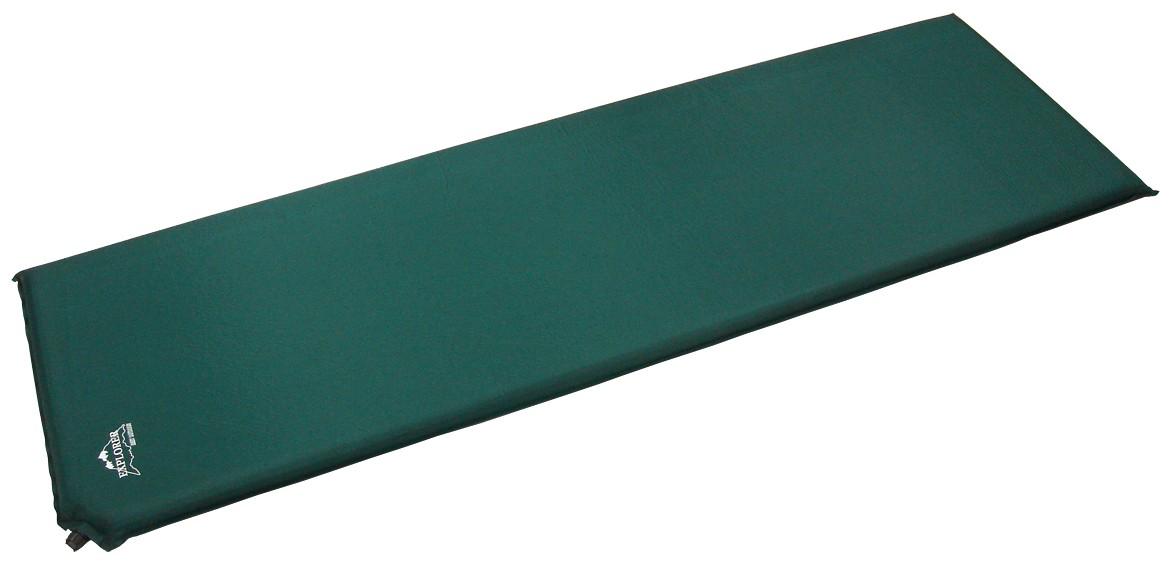 isomatte selbstaufblasbar explorer 185x55x2 5cm gr n bei. Black Bedroom Furniture Sets. Home Design Ideas