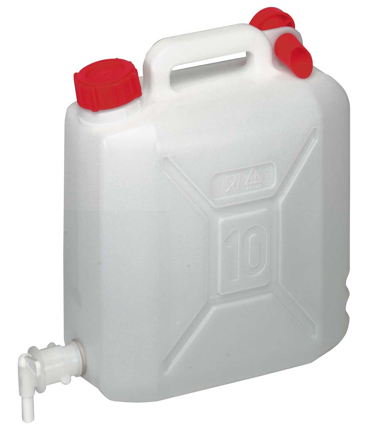 LaPlaya Wasserkanister mit Auslaufhahn 10 Liter Bild 1