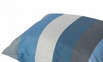 Madison Sofakissen / Zierkissen 40x60cm Des. Victoria blau