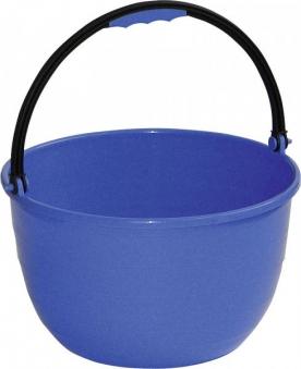 Mehrzweckeimer / Eimer mit Henkel Brunner Ø35 cm 15 Liter blau Bild 1
