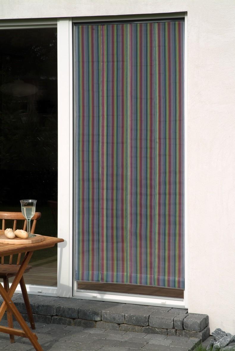 Türvorhang / Insektenschutz-Vorhang Conacord Moskito Fresh Länge 200cm Bild 1