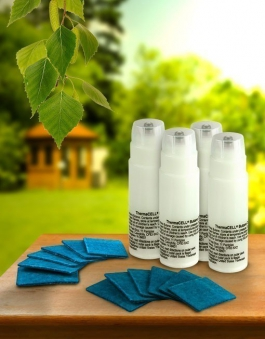 ThermaCell Nachfüllpack Standard Set R-4 für Insektenschutz Geräte