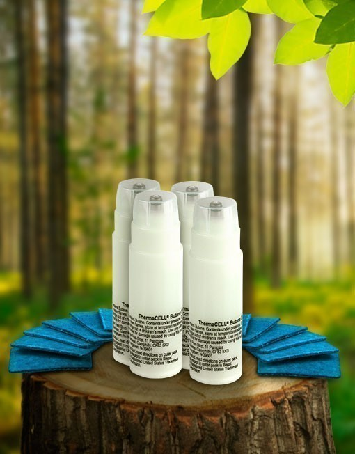 ThermaCell Nachfüllpack Jagd Set E-4 für Insektenschutz Geräte Bild 1