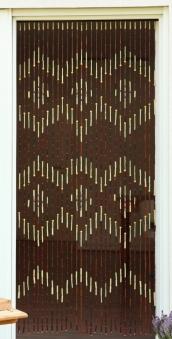Vorhang / Deko Vorhang Conacord Menam Bambusstäbchen Länge 200cm Bild 1