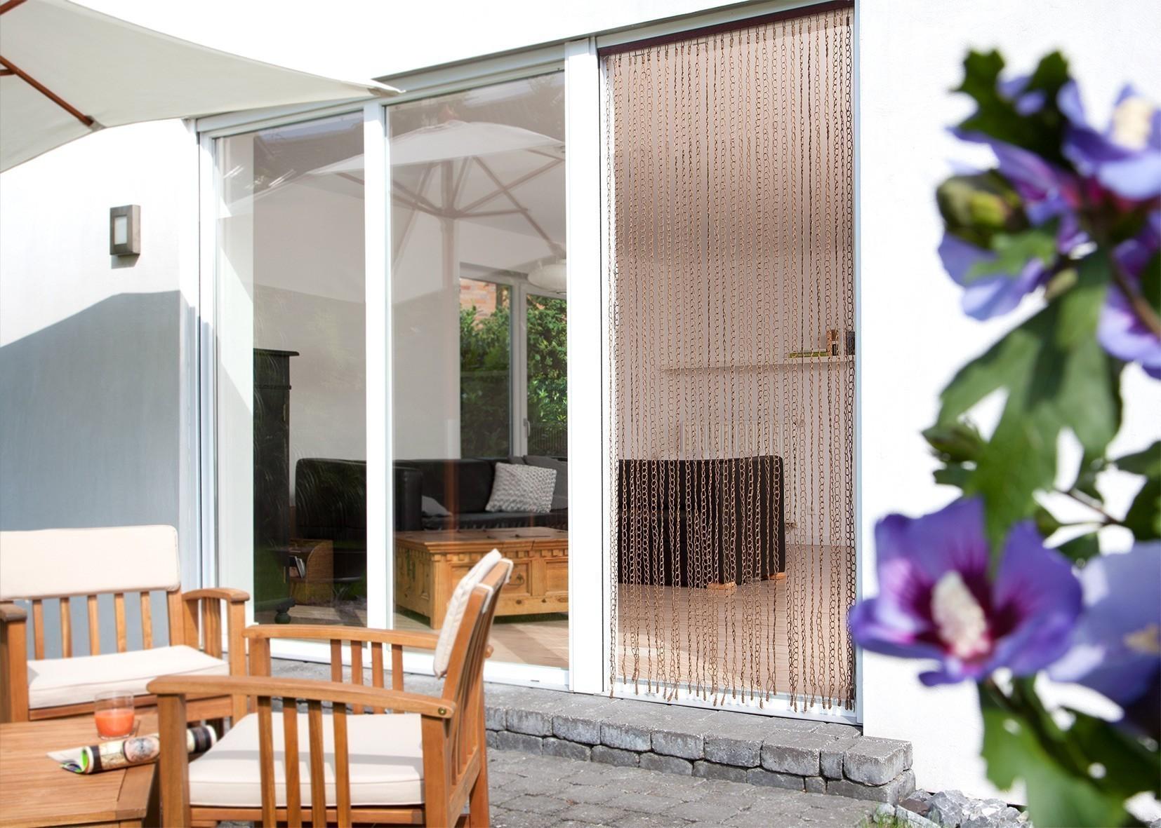 vorhang deko vorhang paper l nge 200cm bei. Black Bedroom Furniture Sets. Home Design Ideas