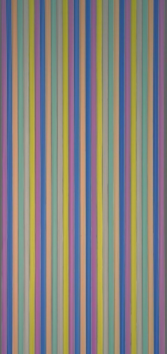 Vorhang / Streifenvorhang Conacord Brillant Länge 200cm Bild 1