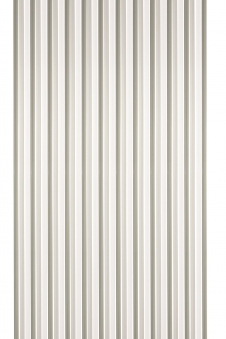 Vorhang / Streifenvorhang Conacord grau weiß Länge 200cm Bild 1