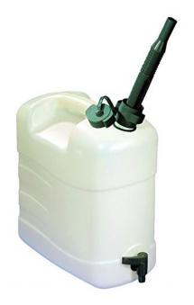 Wasserkanister mit Ausgießer und Ablasshahn 20 l Bild 1
