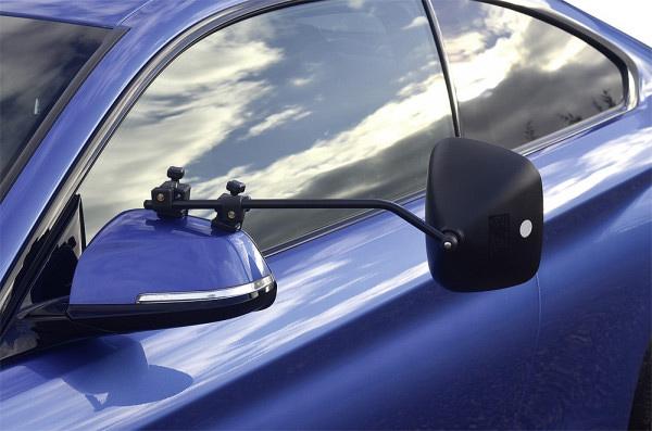 Wohnwagen Außenspiegel Milenco Grand Aero 3 extra breit Bild 2