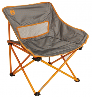 Campingstuhl / Klappstuhl Coleman Kickback Breeze Stahl orange Bild 1