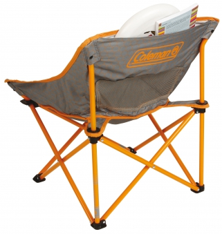 Campingstuhl / Klappstuhl Coleman Kickback Breeze Stahl orange Bild 2