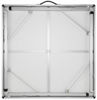 Campingtisch / Klapptisch Coleman Alu 80x80x70cm Bild 3