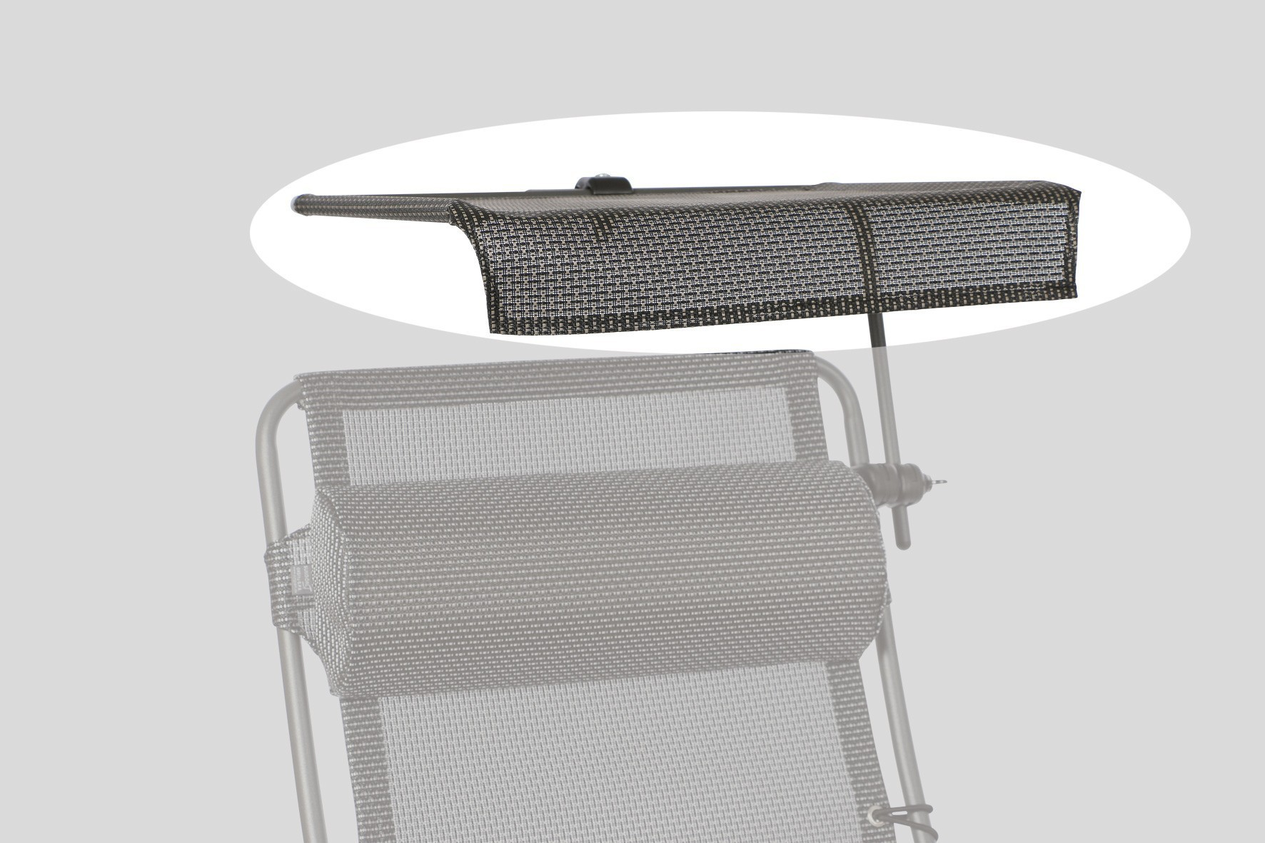 Sungörl Sonnendach für Relaxliege Oasi XL Bild 1