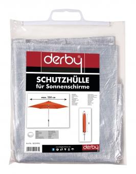 Schutzhülle / Schirmhülle Derby Basic für Sonnenschirm bis Ø400cm