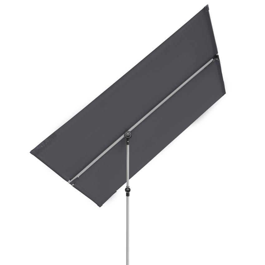 Doppler Sonnenschirm / Active Balkonblende 180x130cm Des. 840 Bild 4