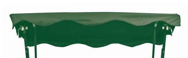 Dachbezug für Hollywoodschaukel GO-DE Universalgröße grün Bild 1