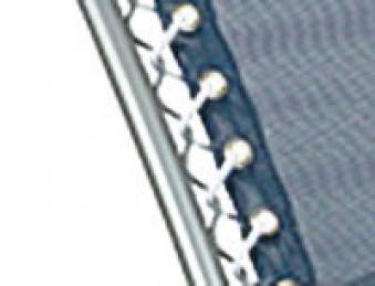 Lafuma Ersatzschnur für Lafuma Relaxsessel / Campingliege weiß Bild 1