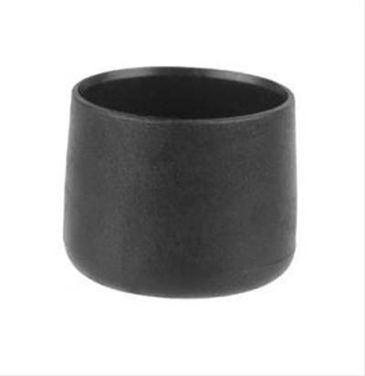 MWH Fußkappe 10101027 rund Ø 22 mm schwarz Bild 1