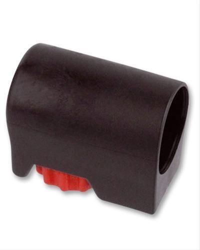 MWH Fußkappe / Bodengleiter Gartentisch rund Ø28mm verstellbar schwarz Bild 1