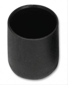 MWH Fußkappe rund Ø 32 mm schwarz Bild 1