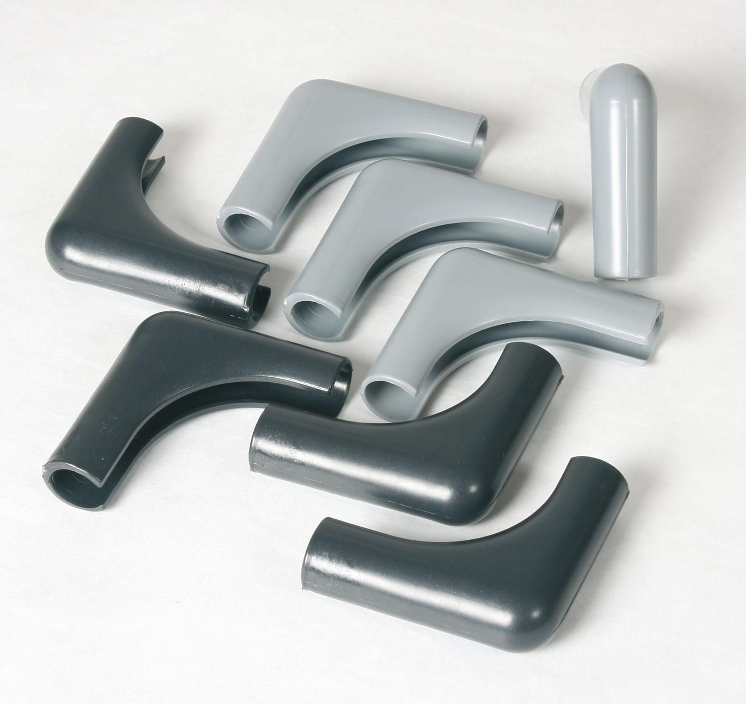Sungörl Fußkappe / Ersatz Fußkappe für OASI Relaxsessel anthrazit Bild 1