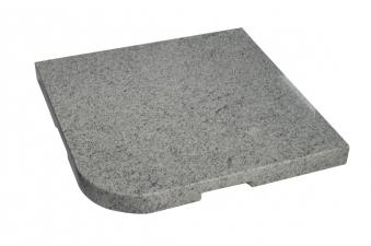 Granitplatten für Plattenständer 50x50cm