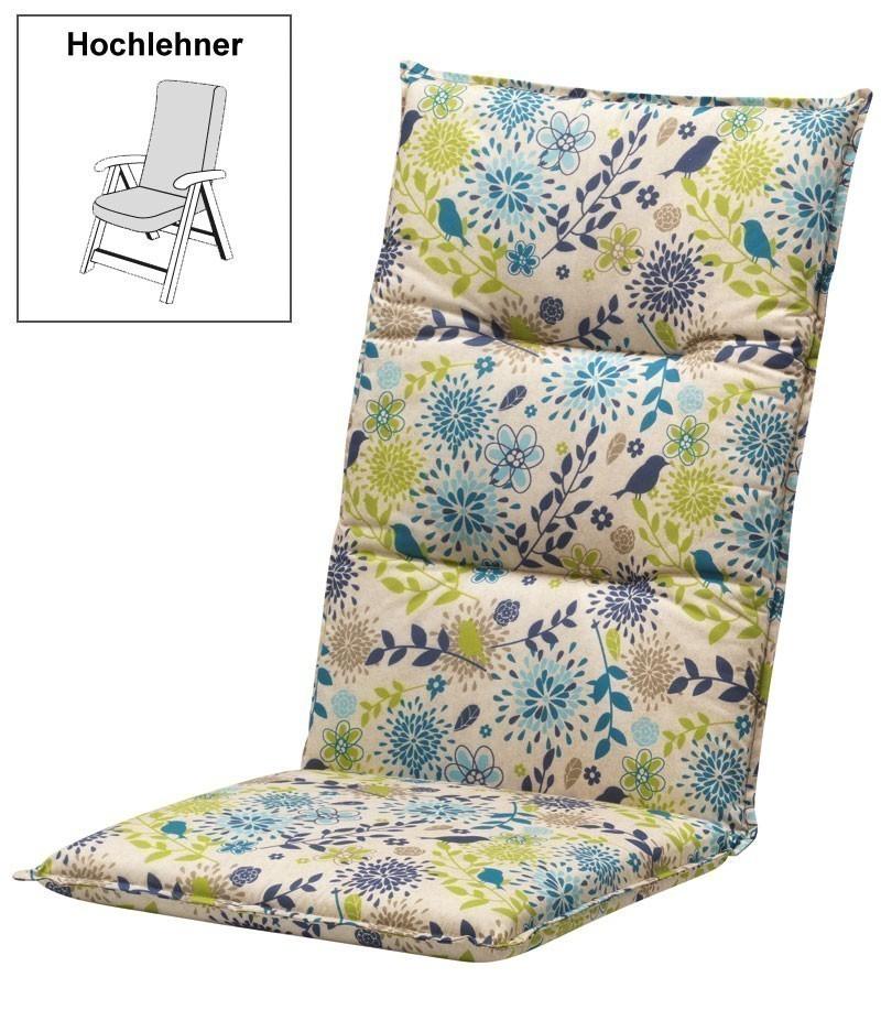 polster auflage f r gartenm bel gartensessel hl des classic 3009 bei. Black Bedroom Furniture Sets. Home Design Ideas