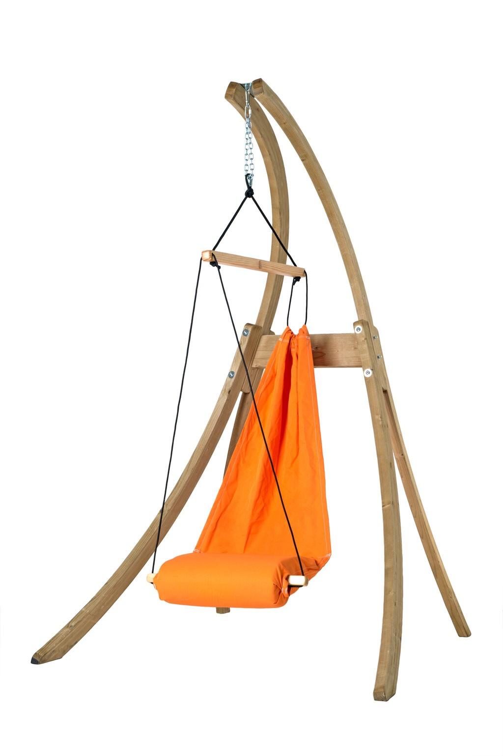 h ngesessel amazonas hangover orange bei. Black Bedroom Furniture Sets. Home Design Ideas