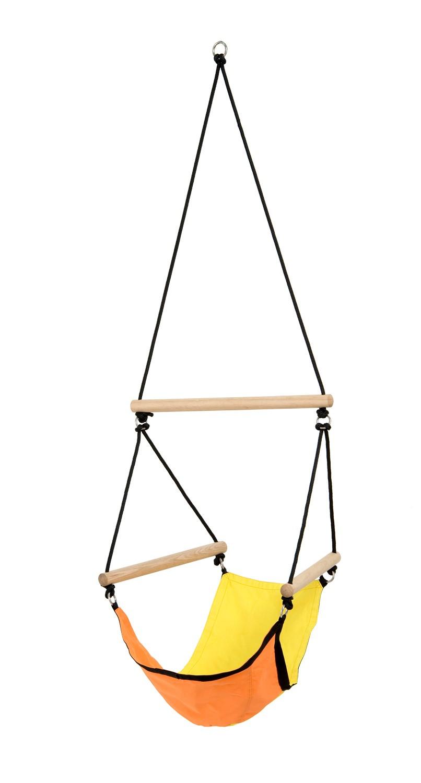 h ngesessel amazonas kids swinger 35x60cm gelb bei. Black Bedroom Furniture Sets. Home Design Ideas