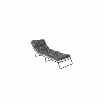 Gartenliege / Dreibeinliege Baltrum Greenmotion Stahl 186x68x27cm Bild 1