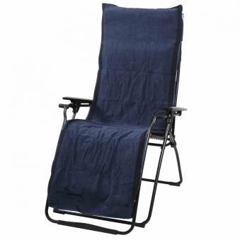Lafuma Frotteeauflage für Relaxliege blau