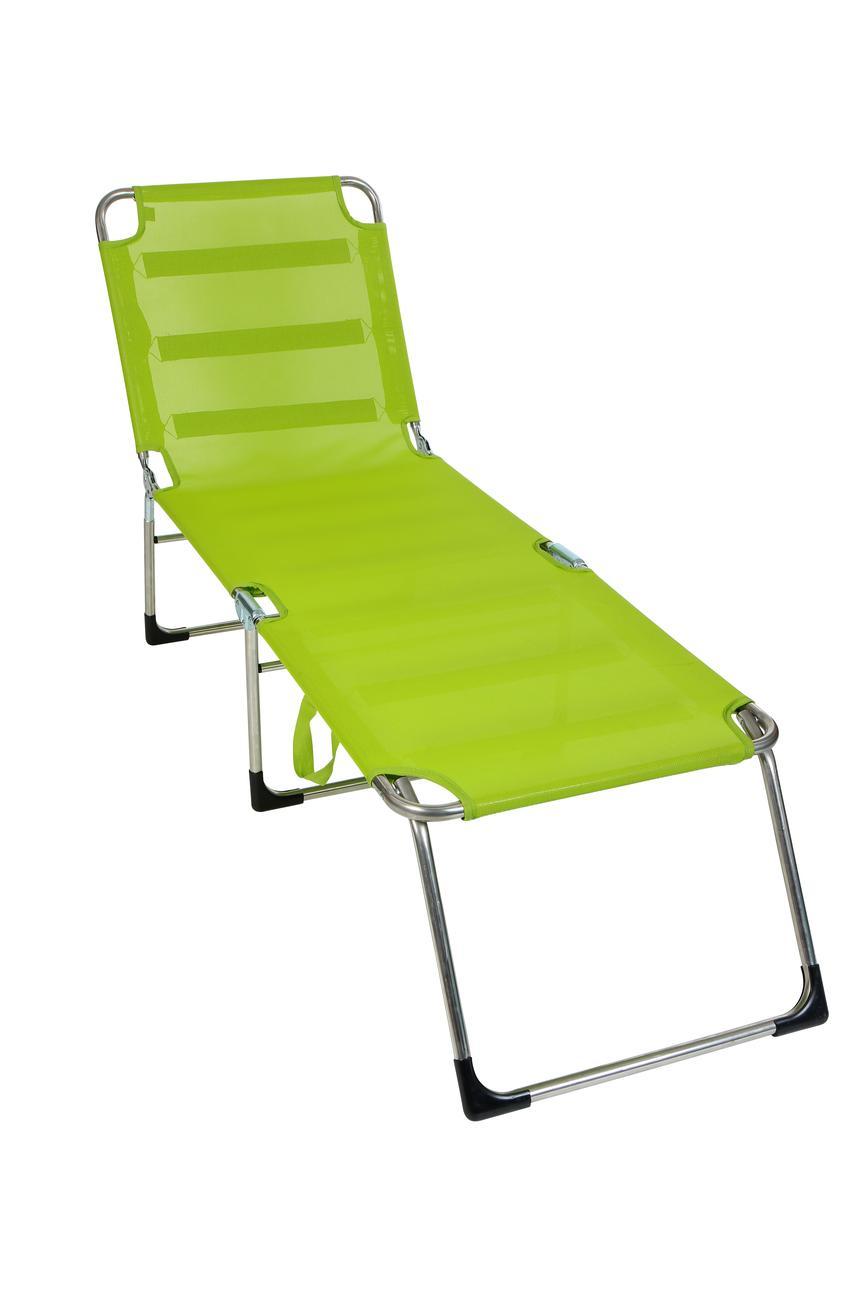 sonnenliege alu campingliege paradiso dessin spring. Black Bedroom Furniture Sets. Home Design Ideas