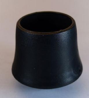 MWH Fußkappe rund Ø 25 mm schwarz Bild 1