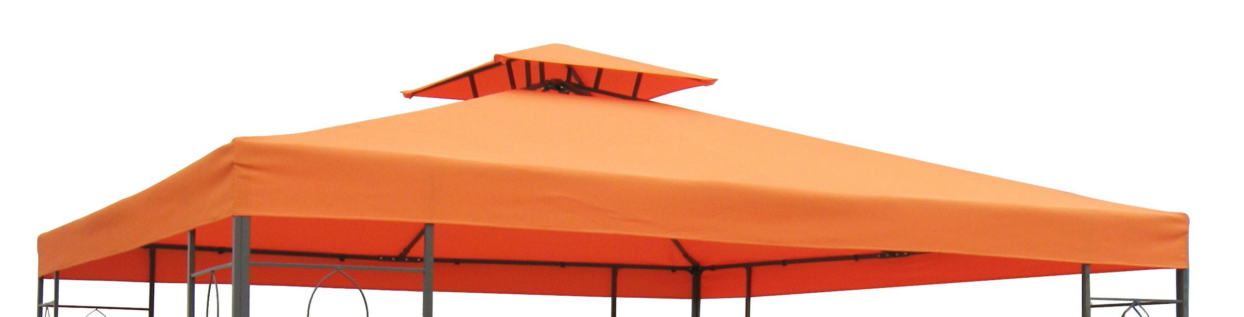 Ersatz-Dach für Pavillon 62600 terracotta Bild 1
