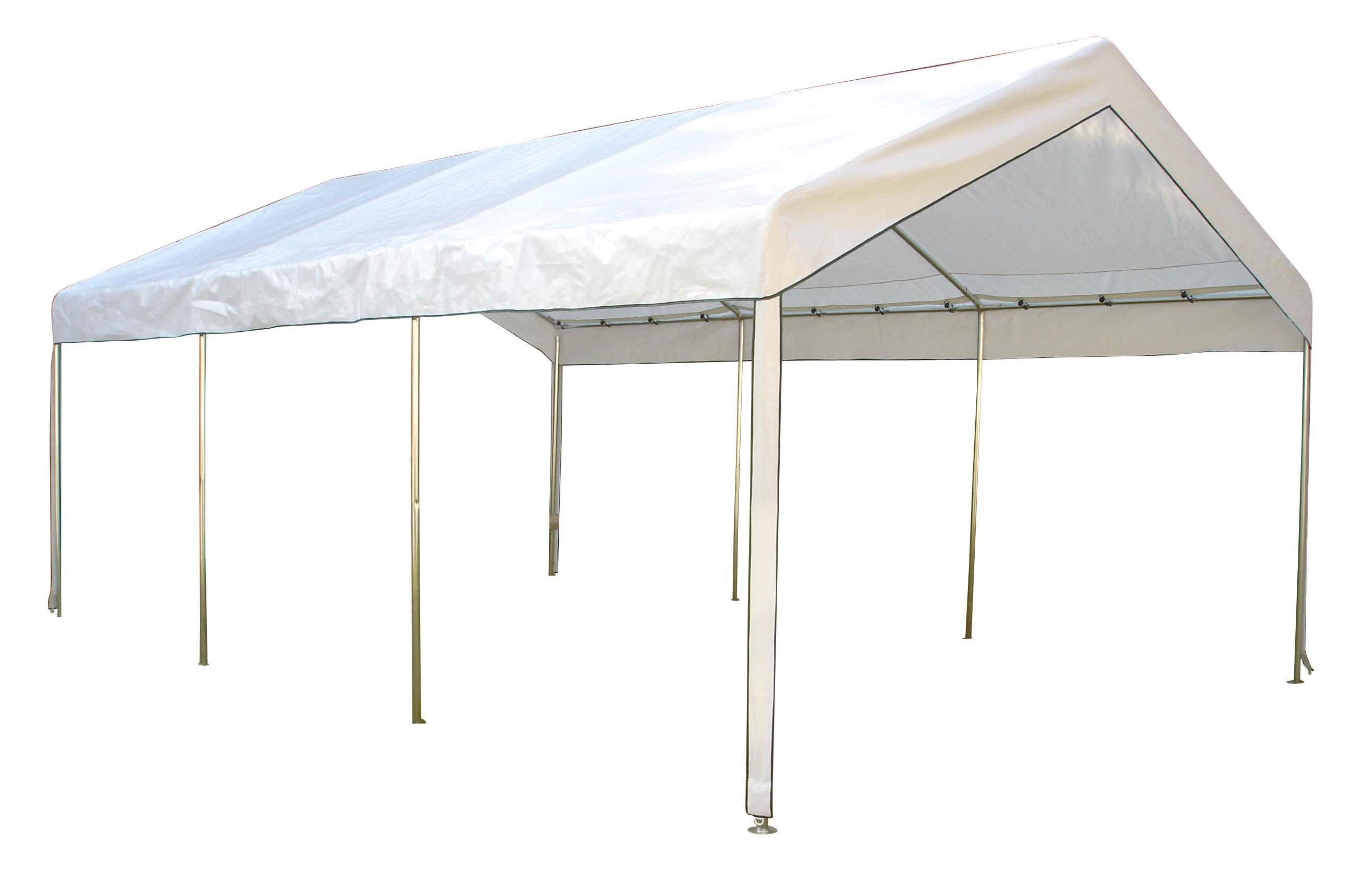 Festzelt / Profi-Partyzelt Stahl / PE-Dach Bellavista 4x6m weiß Bild 1