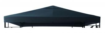 Ersatzdach / Dachbezug Bellavista für Blätter Pavillon 3x3m anthrazit
