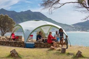 Pavillon / Gartenpavillon Coleman Event Shelter Pro XL 450x450cm Bild 3