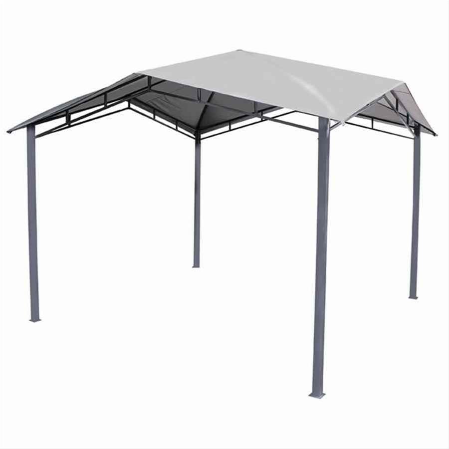 pavillons gartenpavillon brasil 300x300cm anthrazit. Black Bedroom Furniture Sets. Home Design Ideas